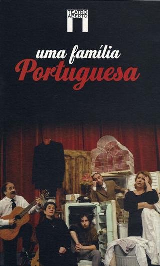 uma familia portuguesa cartaz