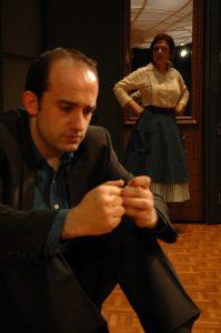 Luís Barros e Sílvia Filipe b)